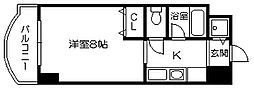 雅苑(ガエン)[7階]の間取り