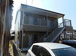静岡県浜松市西区雄踏町宇布見の賃貸アパートの外観