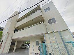 大阪府高石市羽衣1丁目の賃貸マンションの外観