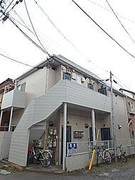 埼玉県さいたま市中央区下落合4の賃貸アパートの外観