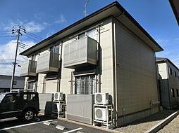 千葉県千葉市中央区蘇我5丁目の賃貸アパートの外観