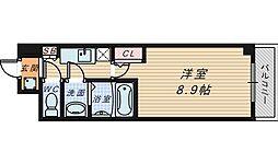 ナジック香ヶ丘マンション[1階]の間取り