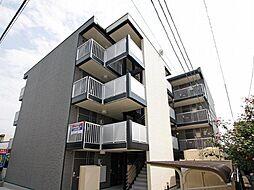 愛知県岡崎市栄町2丁目の賃貸アパートの外観