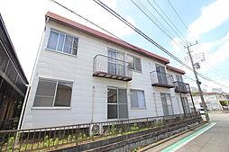 神奈川県横浜市戸塚区品濃町の賃貸アパートの外観
