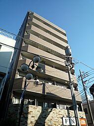 トーシンフェニックス武蔵新城[302号室]の外観