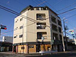 安田マンション[3階]の外観