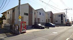 [一戸建] 福岡県福岡市東区八田4丁目 の賃貸【/】の外観