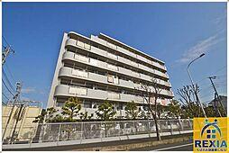 エルサンク松波[2階]の外観