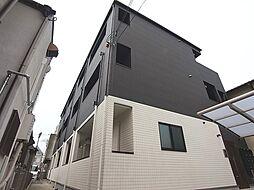 レーヴメゾン神戸須磨[3階]の外観
