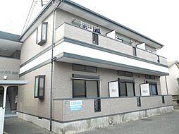 ツインハウス別府[1階]の外観