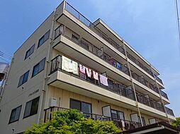 神奈川県横浜市港北区高田東2丁目の賃貸マンションの外観