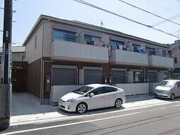 東京都八王子市中野上町5丁目の賃貸マンションの外観