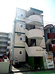 福岡県福岡市早良区南庄4丁目の賃貸マンションの外観