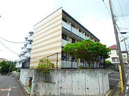 東京都多摩市諏訪1の賃貸マンションの外観