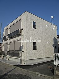 神奈川県横浜市南区大岡2の賃貸アパートの外観