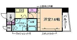 GROOVE御幣島アベニュー[2階]の間取り