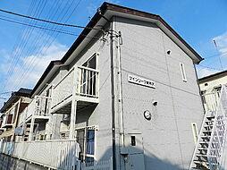 ツインリーフ新所沢[101号室]の外観
