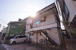 埼玉県朝霞市仲町2丁目の賃貸アパートの外観