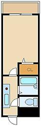 コンフォートマンション桜木町[2階]の間取り