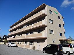 滋賀県彦根市後三条町の賃貸マンションの外観