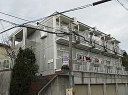 大阪府吹田市千里山東1の賃貸アパートの外観