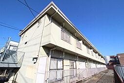 久米川グリーンハイツ[2階]の外観