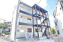 小田急小田原線 向ヶ丘遊園駅 徒歩13分の賃貸アパート