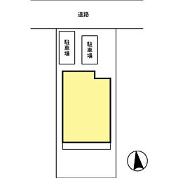 [一戸建] 愛知県岡崎市羽根北町2丁目 の賃貸【/】の外観