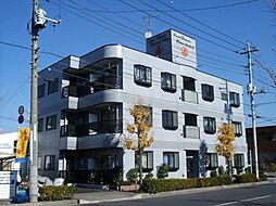 第2カメリアビル大澤[3階]の外観