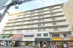 大阪府箕面市船場東3丁目の賃貸マンションの外観
