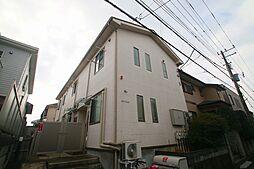 ク・ブランクニタチ[2階]の外観