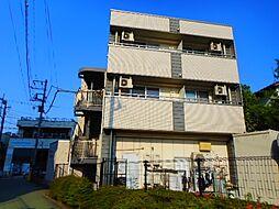 神奈川県海老名市河原口の賃貸マンションの外観