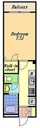 トレース[2階]の間取り