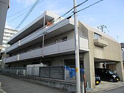 西口マンション[2階]の外観