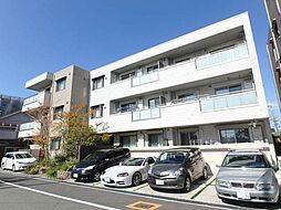 大阪府豊中市北桜塚4丁目の賃貸マンションの外観