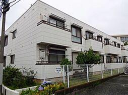 ドエル大倉山[105号室]の外観