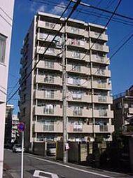 カメリヤマンション[8階]の外観