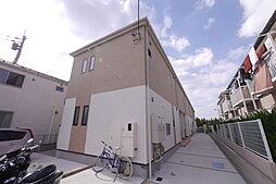 JR南武線 武蔵新城駅 徒歩23分の賃貸アパート