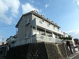 ガーデンヒルズⅢ[2階]の外観