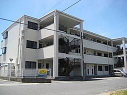 岐阜県瑞浪市一色町2丁目の賃貸マンションの外観