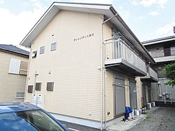 神奈川県厚木市妻田北4の賃貸アパートの外観