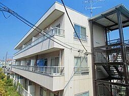 神奈川県横浜市港北区日吉6丁目の賃貸マンションの外観