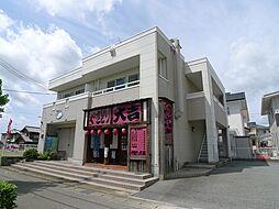 兵庫県加古郡稲美町国岡1丁目の賃貸アパートの外観