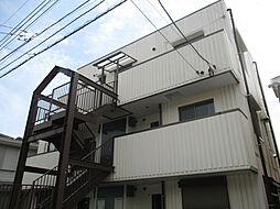 しずかマンション[1階]の外観