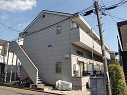 ベノーネ新所沢[2階]の外観