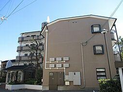 大阪府大阪市東淀川区大桐5の賃貸マンションの外観