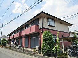 神奈川県相模原市緑区橋本7丁目の賃貸アパートの外観