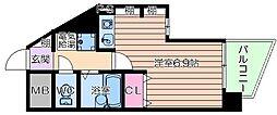 Aim21[4階]の間取り