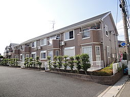 埼玉県三郷市高州2の賃貸アパートの外観