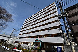 大阪府大阪市城東区天王田の賃貸マンションの外観